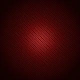 Modello rosso del cerchio immagini stock