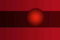 Modello rosso e nero di festa di disegno della priorità bassa Fotografia Stock