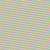 Modello semplice delle linee colorate luminose Fotografia Stock Libera da Diritti