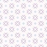 Modello senza cuciture astratto nella disposizione diagonale Immagine Stock