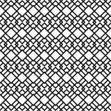 Modello senza cuciture con le forme del rombo illustrazione vettoriale