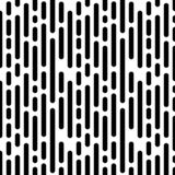 Modello senza cuciture con le linee nere verticali royalty illustrazione gratis