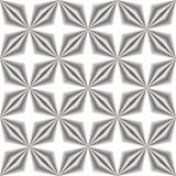 Modello senza cuciture 3D di Absrtact. Immagine Stock