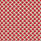 Modello senza cuciture dei pomodori rossi illustrazione vettoriale