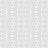 Modello senza cuciture dei punti e delle forme rotonde Parete floreale geometrica Fotografia Stock