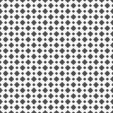 Modello senza cuciture dei rombi e dei punti Carta da parati geometrica Immagini Stock
