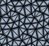 Modello senza cuciture del fondo di vettore triangolare Fotografia Stock