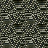 Modello senza cuciture del ikat Fondo astratto per progettazione del tessuto, carta da parati, strutture di superficie Fotografia Stock