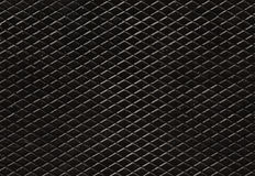 Modello senza cuciture del metallo del diamante di lerciume per gli ambiti di provenienza ed i materiali di riempimento Fotografia Stock
