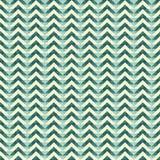 Modello senza cuciture del tessuto astratto di zigzag Immagine Stock