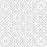Modello senza cuciture delle linee Bello ornamento Fotografie Stock Libere da Diritti