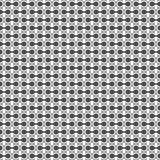 Modello senza cuciture delle linee e dei cerchi rotondi Carta da parati geometrica Fotografia Stock Libera da Diritti