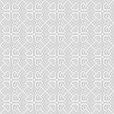 Modello senza cuciture delle linee Grata insolita Carta da parati geometrica Immagine Stock