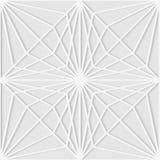 Modello senza cuciture delle linee Priorità bassa molle A strisce geometrico Immagine Stock