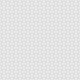 Modello senza cuciture delle linee rotonde Carta da parati a strisce geometrica ONU Fotografie Stock Libere da Diritti