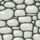 Modello senza cuciture delle pietre royalty illustrazione gratis