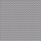 Modello senza cuciture denso della rete metallica Immagini Stock