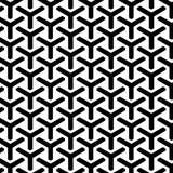 Modello senza cuciture di griglia geometrica royalty illustrazione gratis