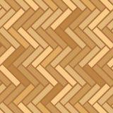 Modello senza cuciture di legno astratto dei pannelli di pavimento Immagini Stock