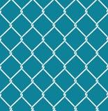 Modello senza cuciture di Rabitz Ornamento del reticolato della maglia Backg del recinto della maglia Fotografia Stock