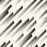 Modello senza cuciture di sport estremo di vettore Linee diagonali, piste, bande di semitono Struttura urbana illustrazione vettoriale