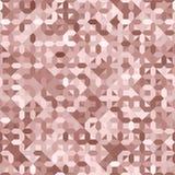 Modello senza cuciture di struttura di Rose Gold Millennial Pink Sequins illustrazione di stock