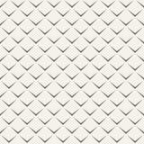 Modello senza cuciture di vettore astratto di ripetizione delle forme geometriche Fotografia Stock