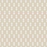 Modello senza cuciture geometrico astratto dorato di vettore Progettazione dell'ornamento per la decorazione Fotografie Stock