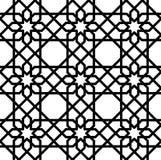Modello senza cuciture geometrico in bianco e nero Fotografia Stock ...