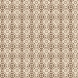 Modello senza cuciture geometrico di vettore nei colori beige Fotografia Stock