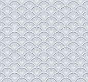 Modello senza cuciture geometrico giapponese Fotografia Stock