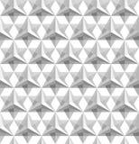 Modello senza cuciture geometrico triangolare Illustrazione di Stock