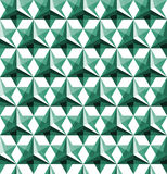Modello senza cuciture geometrico triangolare Royalty Illustrazione gratis