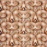 modello senza cuciture greco geometrico decorato 3d royalty illustrazione gratis