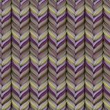 Modello senza cuciture ondulato delle bande verticali illustrazione vettoriale