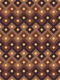 Modello senza cuciture orientale di vettore Reticolo geometrico arabo illustrazione vettoriale