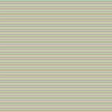 Modello senza cuciture semplice delle linee colorate Fotografia Stock
