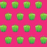 Modello senza cuciture su fondo rosa al neon per la carta da parati, modello, web, blog, superficie, strutture, grap delle azione Fotografia Stock