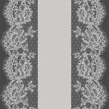 Modello senza cuciture verticale Fotografia Stock