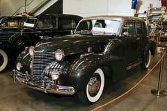 Modello speciale 6019S, 1940 del Cadillac Fleetwood 60 Fotografia Stock Libera da Diritti