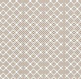 Modello a strisce variopinto dell'estratto senza cuciture Il modello senza fine può essere usato per la piastrella di ceramica, c royalty illustrazione gratis