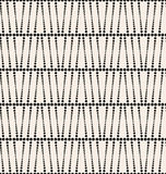 Modello strutturato della maglia dei punti senza cuciture Immagini Stock Libere da Diritti