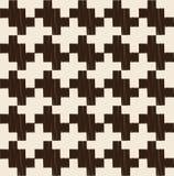 Modello strutturato della maglia senza cuciture del cerchio Fotografia Stock