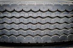 Modello strutturato di nuovo fondo della gomma del camion Fotografia Stock Libera da Diritti