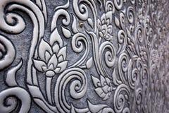 Modello tailandese d'argento Immagine Stock Libera da Diritti