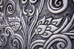 Modello tailandese d'argento Immagini Stock