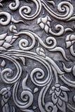 Modello tailandese d'argento Immagine Stock