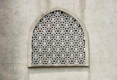 Modello tradizionale e progettazione islamici usati come fondo Fotografia Stock Libera da Diritti
