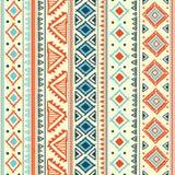 Modello tribale astratto Fotografie Stock Libere da Diritti
