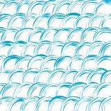 Modello variopinto dell'onda astratta Immagini Stock Libere da Diritti